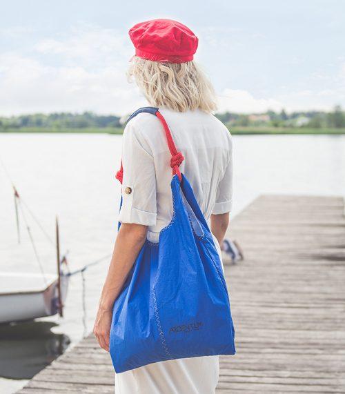 Shopper Denim,shopper sail bag, niebieska shopperka, niebieska torebka shopper,handbag sail bag, Argentum Yacht Tuning, torba z żagla. torba z żagli, torebka z żagla, lina żeglarska, niebieski żagiel. niebieska torba, lekka torba, torebka na ramię, handmade, recycled handbag, sail bag, sailcloth, blue bag, beach bag, torba plażowa, torba na lato, letnia torba, torba ręcznie szyta, torebka z recyclingu, less waste, torba na jogę, wygodna torba, torebka marynarska, marynarski styl, żeglarski styl, niebieska torebka