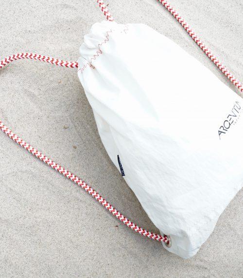 plecak z żagla