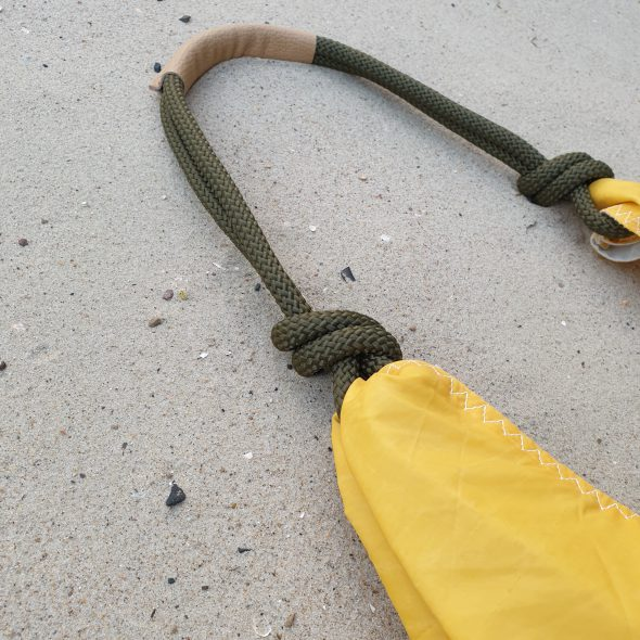 żółta torebka damska seashopper torebka z żagli