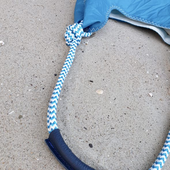 denim seashopper torebka z żagli