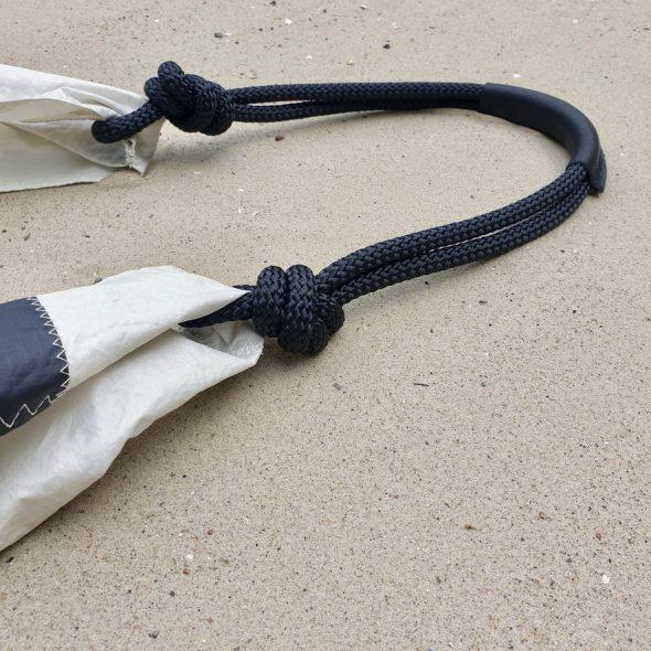 Seashopper torba z żagli eko torba biała torebka torba na lato torba plażowa